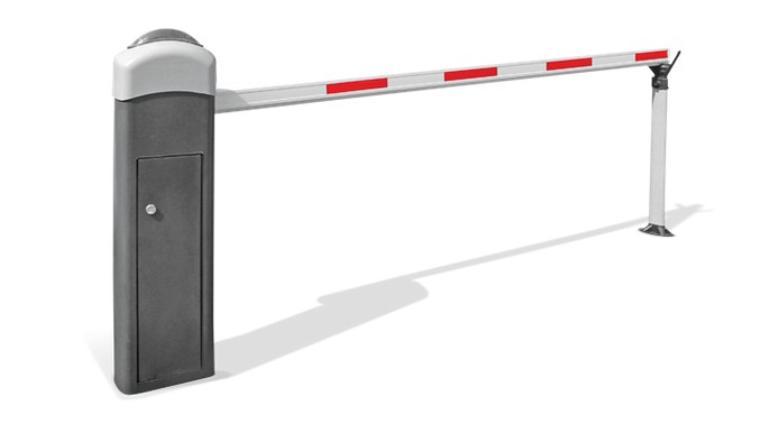 Barreiras de controlo de acessos