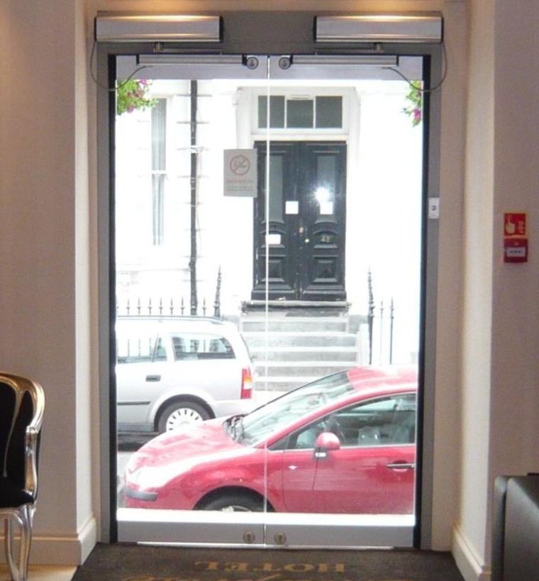 Automatismos para portas de batente